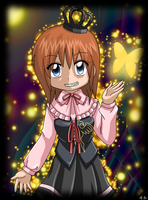 Umineko - Maria by Endless-Mittens