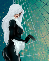 Black Cat by Chizu-PS