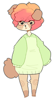 Cabbage vender doge adopt by supichu