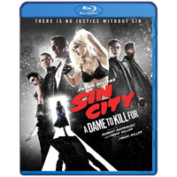 Sin City A Dame to Kill For by prestigee
