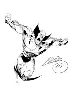Wolverine Ink #2 by SWAVE18