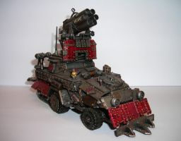 Ork Trukk by Dutchkat