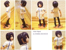 TC - Victor Clay Figure by ChibiEdo