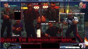 Dudley the Hit-man/Enforcer by MaesterLee