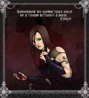 Edguy: Thorn without a rose by Infernal-Feline
