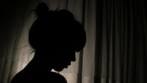 silhouette selfphoto by melissastella