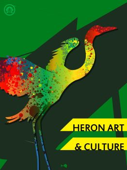 Heron Art and Culture v1 by TomoyoDG