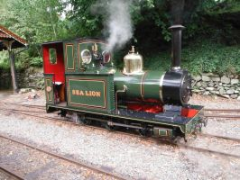 Groudle Glen Railway by SteamRailwayCompany