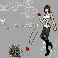 Snow White [Twice Upon A Time] by Kozu-Kun