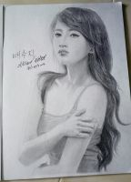 Bae Suzy (Miss A) by MengKit