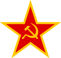 Emblem of the New Soviet Armed Forces by RedRich1917
