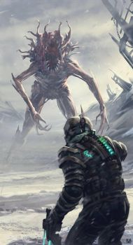 DEAD SPACE by norbface