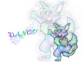 Dance the wallpaper home by crystal-kyogre