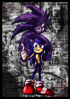 Sonic UNLEASHED by SHADOWPRIME