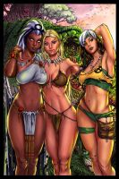 Savage Land by Frozen-song