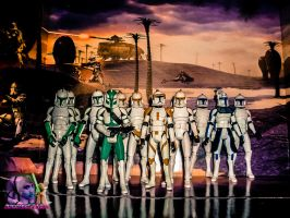 The Clones 1 by MsComicStar86