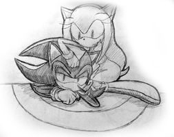 Friends Forever by Shadowhedge1001