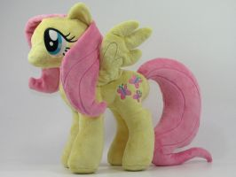 Plush Fluttershy by HollyIvyDesigns