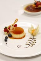 Creme Caramel by kupenska