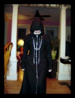 Organization XIII Coat 1 by Mizuenzeru