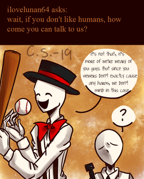 Ask 60_Ask the Slenderkids by crescentshadows19