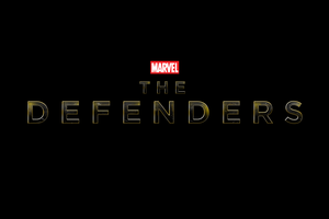 Marvel's THE DEFENDERS - LOGO III by MrSteiners