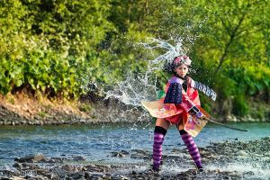 Muramasa : River Dance by Shappi