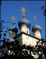 Our Lady of Kazan. by VeIra-girl
