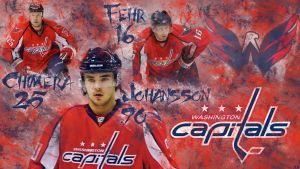 Capitals Wallpaper by JaimeLouise