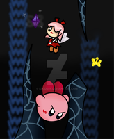 Kirby 64- Cave by KiKiD484