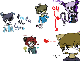 iScribble Dump by AnjelFeather