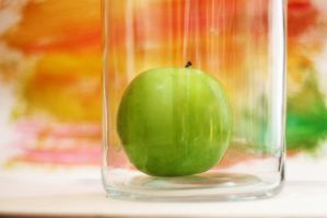 Apple by ambie-bambi