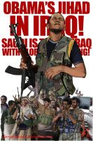 Obama Jihad In Iraq Copy by jbeverlygreene