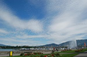Spindrift clouds by SashaZombie