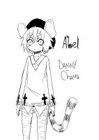 abel sketch by Danny-chama