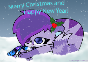 Merry Christmas! by Violetkay214