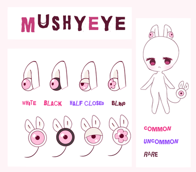 MUSHYEYE CLOSED SPECIES by Antay6009