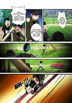 High Voltage Beginnings Colored Comic Page #8 by H-Voltage