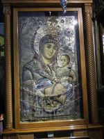 Virgin of Bethlehem by DamaInNero