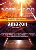 Sons Of God Book Cover by bobbyboggs182