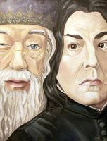 Albus and Severus by j-vidanova