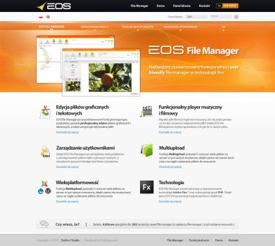 EOS File Manager by thedayv