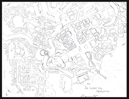 Doodle Layout of Ice Crystal City by C-MaxisGR