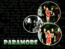 Paramore wallpaper by Lex-Bree