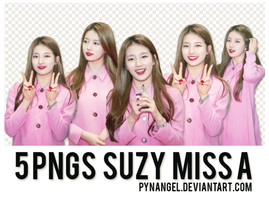 5PNGs MissA's Suzy by PyNAngel