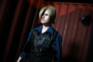 Resident Evil 6  Leon S kennedy by Asuka10