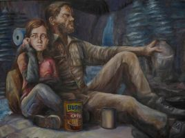 The LAST of Us by lowes4dljn