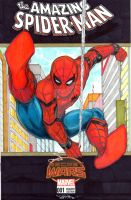 MCU Spider-Man FOR SALE by Dingodile24