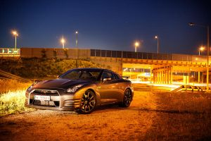 Nissan GTR by Staged