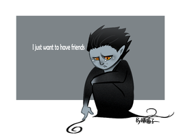 Rise of the Guard_Pitch just want to have friends by aulauly7